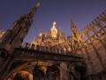 Duomo Milano notturno Ottobre 2015 Emanuel Bisquola_018